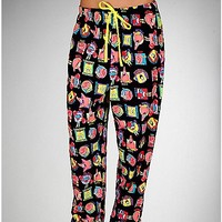 Spongebob Allover Print Lounge Pants - Spencer's