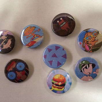 Nicktoons Pin Pack