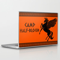 Camp Half-Blood Laptop & iPad Skin by Nana Leonti | Society6