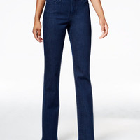 NYDJ Marilyn Tummy Control Straight-Leg Jeans - Sale & Clearance - Women - Macy's