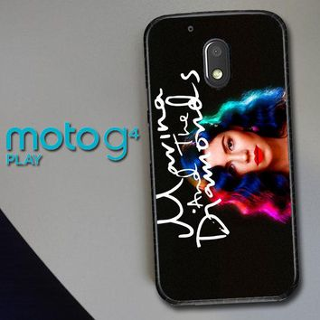 Marina And The Diamonds Z1529 Motorola Moto G4 Play Case