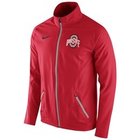 Nike Ohio State Buckeyes Game On-Court Dri-FIT Jacket - Men