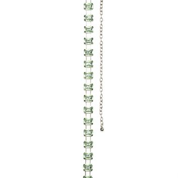 Rock Candy Mint Green Jewel Belt