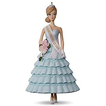 Hallmark Keepsake 2017 Barbie Homecoming Queen Christmas Ornament