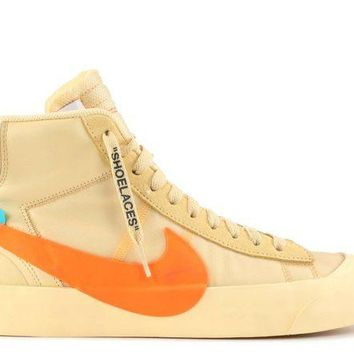 Nike Blazer Mid Off-White All Hallow's Eve DCCK