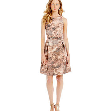 Belle Badgley Mischka Hailey Dress | Dillards