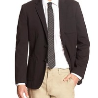 Banana Republic Mens Factory Tailored Slim Fit Blazer