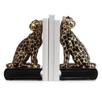 Jaguar Bookends | Gifts for Animal Lovers | Gifts | Z Gallerie