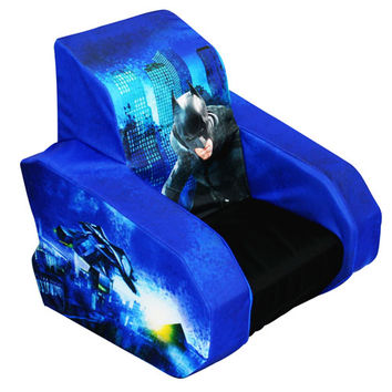Komfy Kings, Inc 60006 Warner Brothers Dark Knight Rises Foam Chair