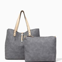 Everyday Bag-in-Bag Tote | Fashion Handbags - Slope Style | charming charlie