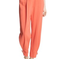 Tracy Reese Belted Trousers   Nordstrom