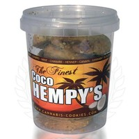 Buy Hemp Cookies Coco Macaroons at Magicmushroom.com