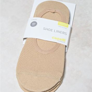High Rise Shoe Liners