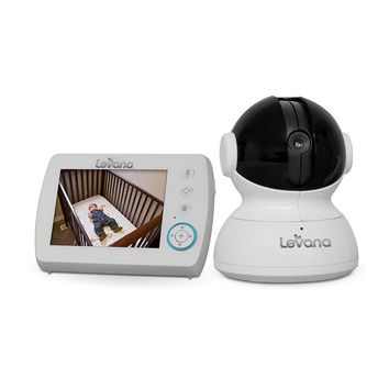 Levana Astra 3.5 PTZ Digital Video Baby Monitor
