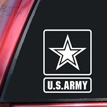 U.S. Army Vinyl Decal Sticker