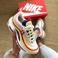 shosouvenir  : Nike Air Max 97 Women's casual air cushion running shoes