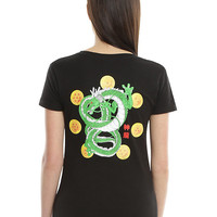 Dragon Ball Z Eternal Dragon Girls T-Shirt