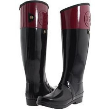 new style 8ab0c 73735 Hunter Regent Carlyle Tall Rain Boots from Amazon | My Shoes