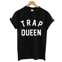 Womens TRAP QUEEN T Shirt