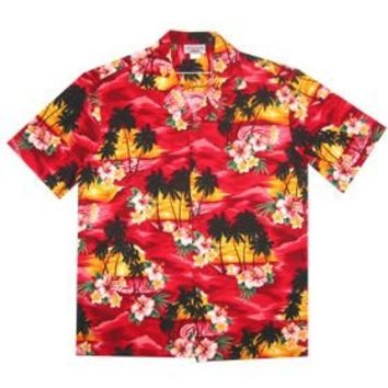 sunburst boy hawaiian shirt
