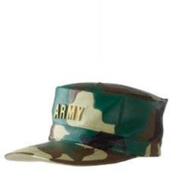 Christmas Ornament - United States Army Cap