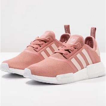 Adidas  Women Fashion Running Leisure Sports Shoes Pink