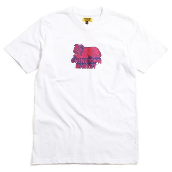 Dog T-Shirt White