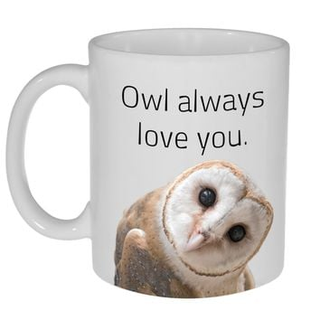 Owl Always Love You Coffee or Tea Mug