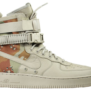 Nike Men's SF Air Force 1 Special Field Desert Camo