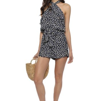 Faithfull Gala Playsuit