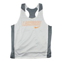 Nike Womens Reversible Tank - White/Gray