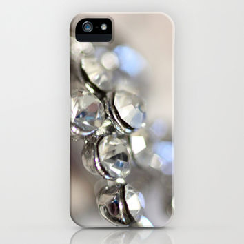 Sparkle ©, macro photography. iPhone & iPod Case by JUSTART
