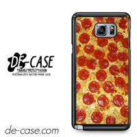 Animated Pizza Gifs For Samsung Galaxy Note 5 Case Phone Case Gift Present YO