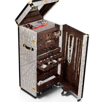 Henri Bendel Jewelry Trunk