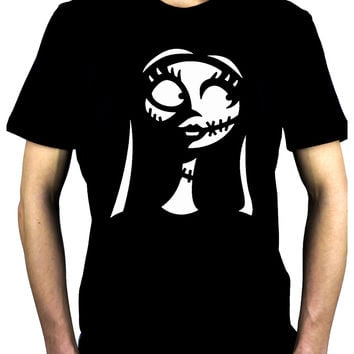 For Love of Sally Men's T-shirt Nightmare Before Christmas Clothing