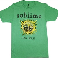 Sublime Long Beach Sun Shirt Online