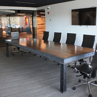 The Harding-Industrial Conference Table