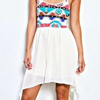 TRIBAL PEACE DRESS