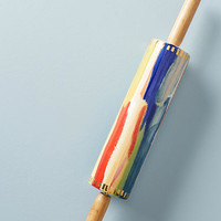 Painter's Palette Rolling Pin
