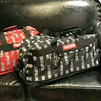 LMFON Supreme long Luggage Sale Travel Bag Tote Handbag