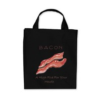Bacon A High Five For Your Mouth Tote Bag