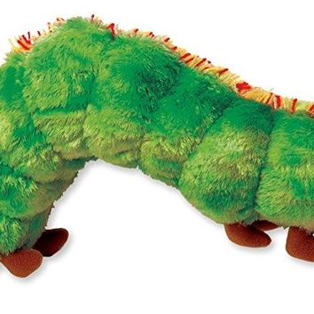 The World of Eric Carle, The Very Hungry Caterpillar Large Stuffed Animal, 12``