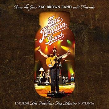 Zac Brown Band - Pass The Jar - Zac Brown Band And Friends From The Fabulous Fox Theatre In Atlanta