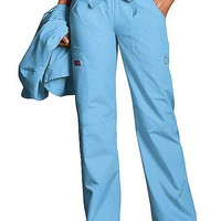 Buy Cherokee Workwear Women Tall Drawstring Scrub Pants for $21.99