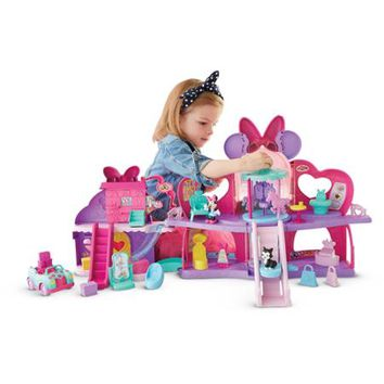 Fisher-Price Disney Minnie Mouse Fabulous Shopping Mall - Walmart.com
