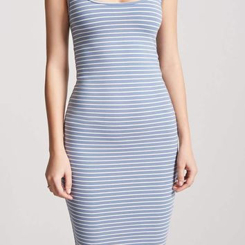 Stripe Tank Dress