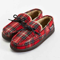 Woolrich Lewisburg Plaid Moccasin Slipper-