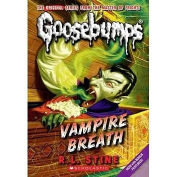 Vampire Breath (Goosebumps)