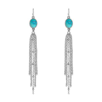 GYPSY SOUL Fringe Earrings