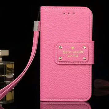Kate Spade Phone Cover Case For iphone 6 6s 6plus 6s-plus 7 7plus 8-1